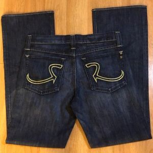 Rock & Republic Mens Henlee Button Fly Jeans
